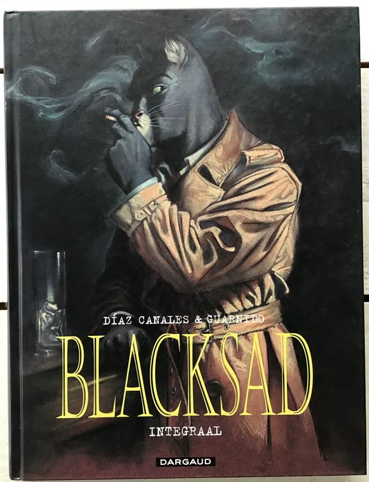 Blacksad - Blacksad integraal en achter de schermen - Hardcover - First edition