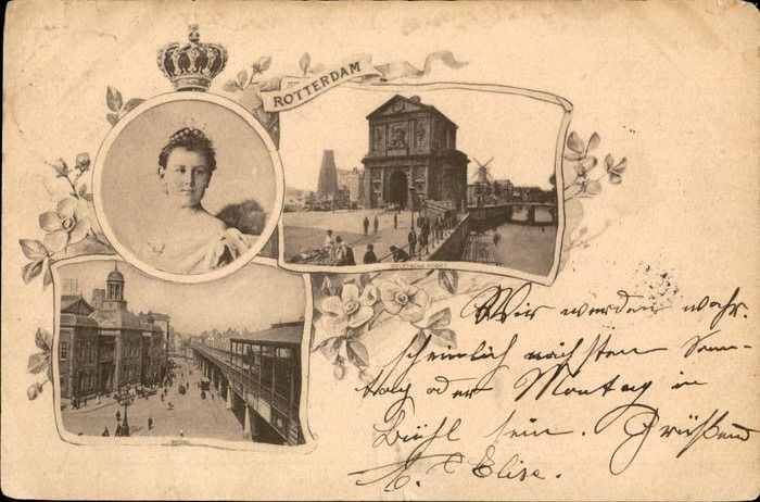 Netherlands - Rotterdam - Postcards (Collection of 85) - 1898-1958