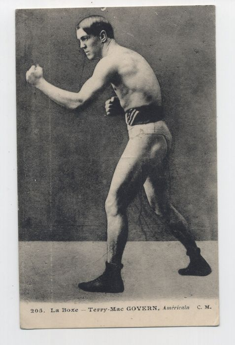 Sports, Boxing - Postcards (Collection of 28) - 1900-1914
