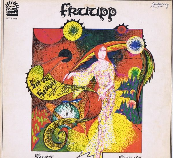 Fruupp - Seven Secrets (Folk Rock, Art Rock, Prog Rock) - LP Album - 1974/1974