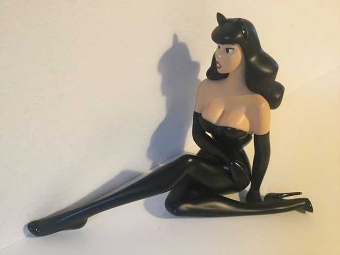 Pin-Up - Betty Page - Betty Page 'Cat Woman' - limited edition 44/300 ex (2000)