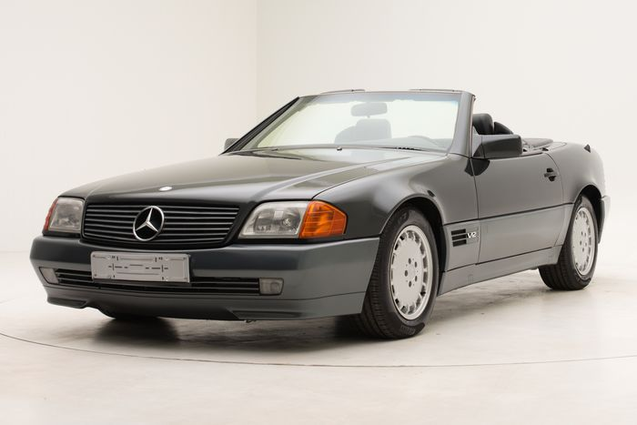 Mercedes-Benz - 600SL V12 - 1992