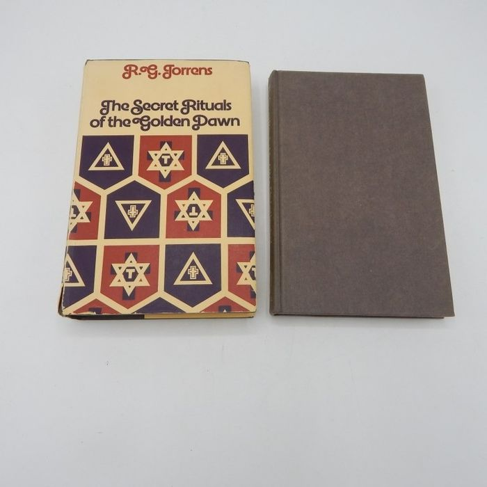 Francis King, R.G. Torrens - The secret rituals of the golden Dawn + The secret rituals of the O.T.O. - 1973