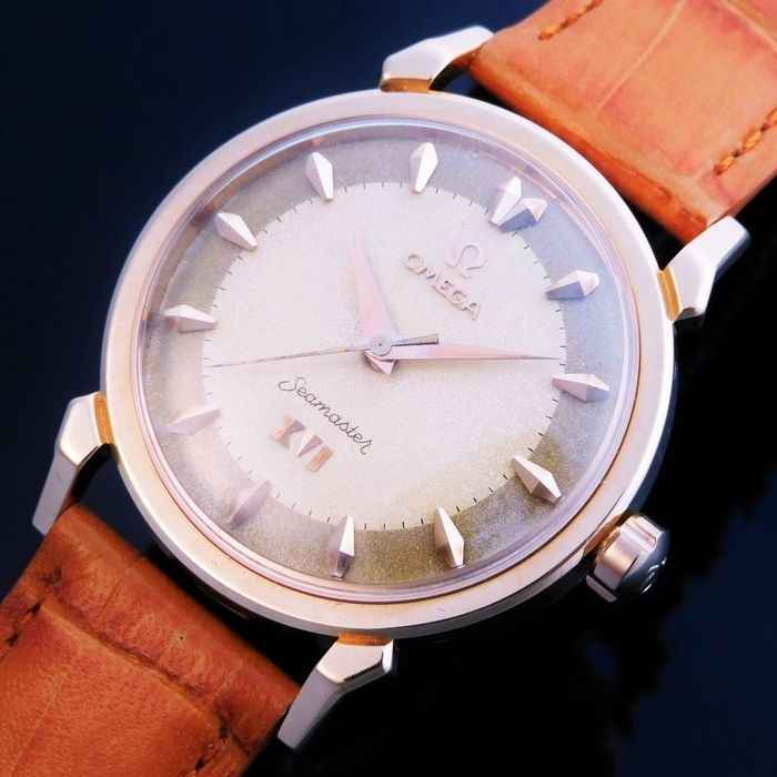 Omega - SEAMASTER VXI (limited model of the XVI Olympiad Games In Melbourne ) - 2850SC - Uomo - 1950-1959