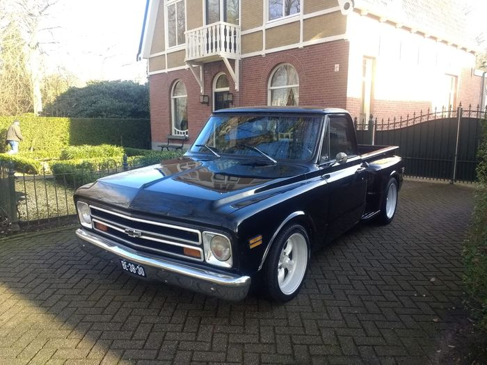 Chevrolet - 1/2 T Pick-Up 5.7 Small Block - 1970