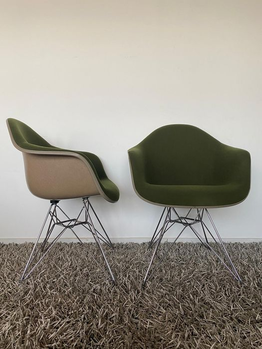 Charles Eames, Ray Eames - Herman Miller, Vitra - Fauteuil (2) - DAR