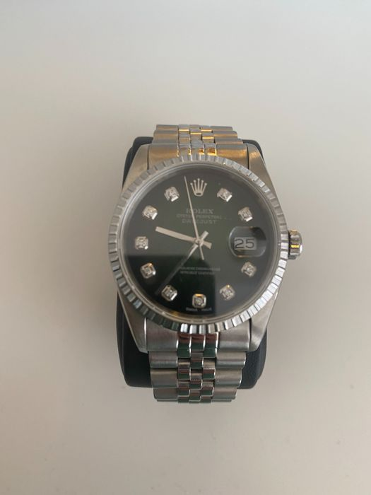 Rolex - Oyster Perpetual DateJust - 16220 - Homme - 1980-1989