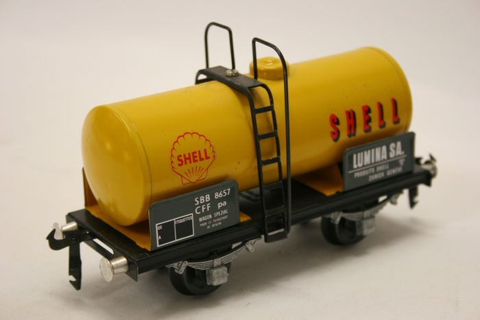 Buco 0 - Freight carriage - SBB