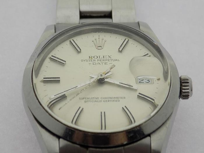 Rolex - Oyster Perpetual Date - 15000 - Hombre - 1983-1984
