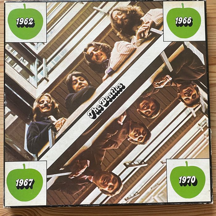Beatles - Beatles 1962-1966, 1967-1970 [French Box] - 2 x 2LP Albums - 2xLP Album (dubbel album) - 1981/1981