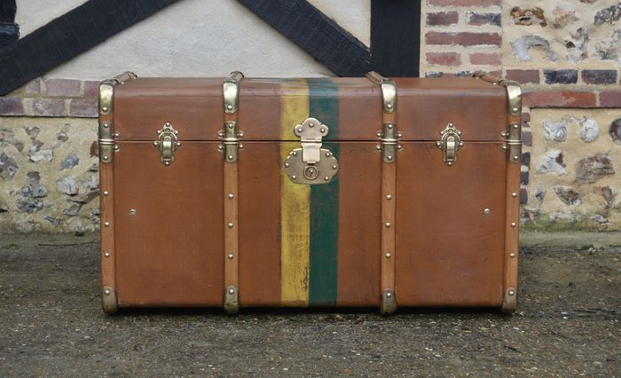 Other brand - Malle coloniale Trunk