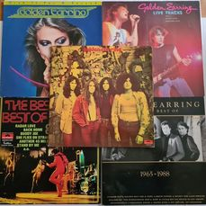 Golden Earring, Golden Earrings - Diverse Titel - LP's - 1970/1988