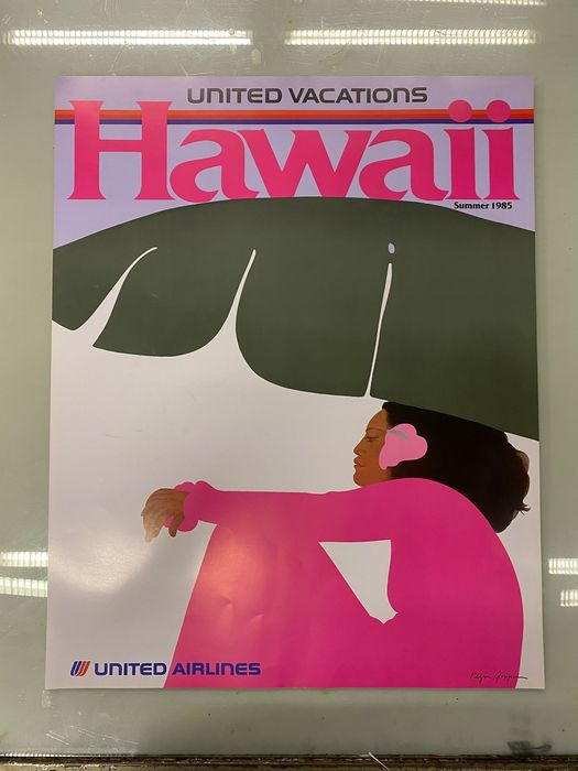 Pegge Hopper - United Airlines Hawaii