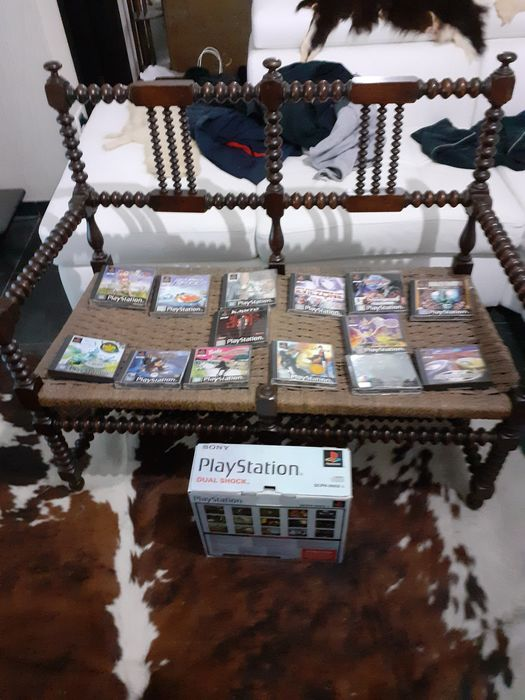 1 Playstation Playstation 1 - games like Tombi 2 - Console (14) - In originele verpakking