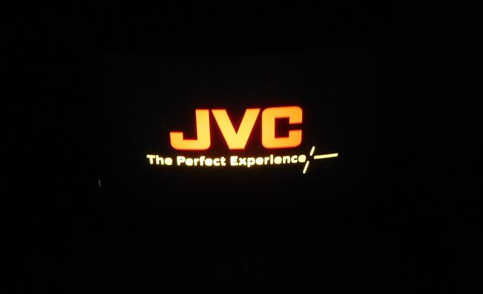 Jvc - The Perfect Experience - Werbebeleuchtung - Kunststoff / Metall