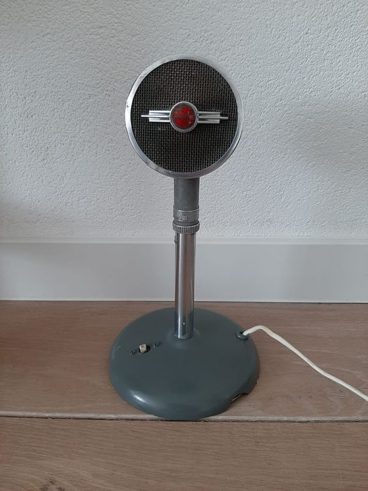 Philips - 9549 - Microphone dynamique - 1954
