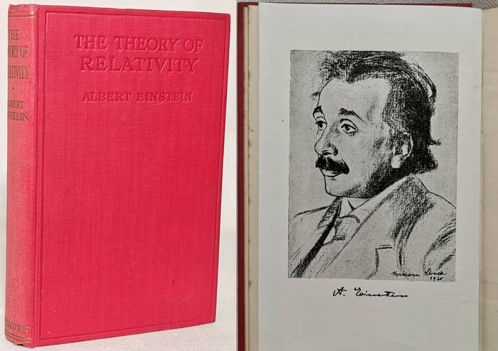 Albert Einstein, Ph.D. - Relativity. The Special and General Theory - 1921