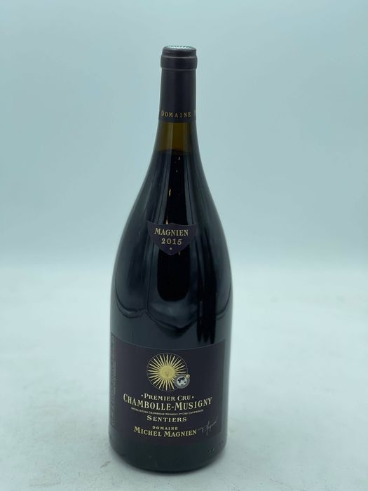 """2015 Chambolle Musigny 1° Cru """"Les Sentiers"""" - Michel Magnien - Chambolle Musigny - 1 Magnum (1,5 L)"""
