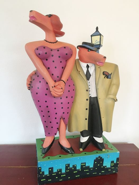 Robert Shields - Gumshoe and the Dame