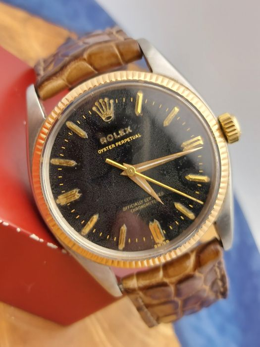Rolex - Oyster Perpetual - 6567 - Unisex - 1960-1969