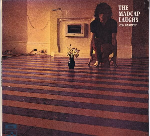 Syd Barrett (of Pink Floyd fame) - The Madcap Laughs - LP Album - 1970/1970
