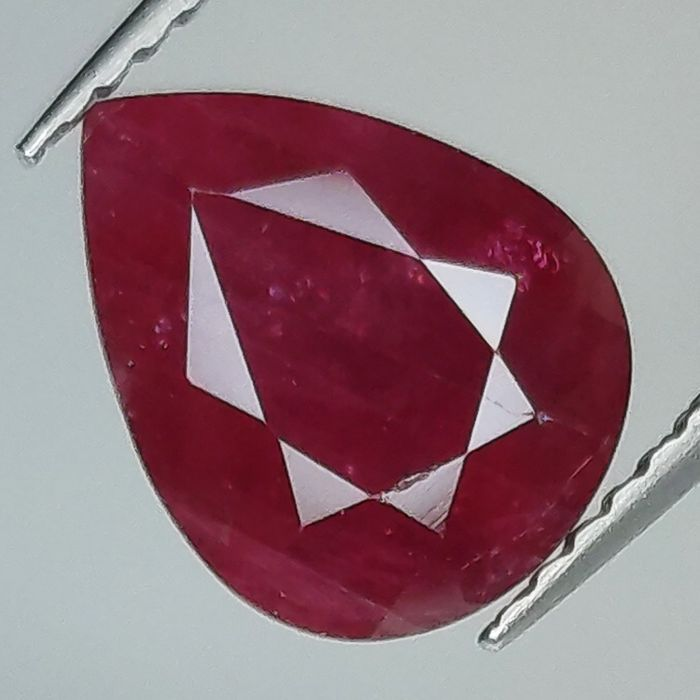 Ruby - 3.10 ct