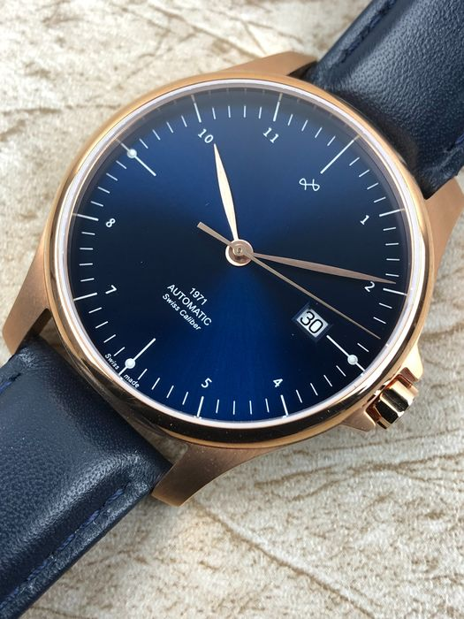 About Vintage - Classic 1971 Automatic Limited Edition - 127268 - Herren - 2011-heute