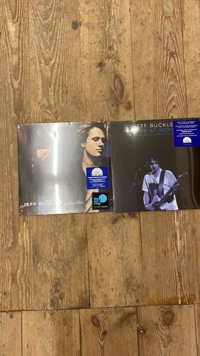 Jeff Buckley - In Transition || Live At KCRW: Morning Becomes Eclectic || Limited Edition || Mint & Sealed !!! - Diverse Titel - LP's - 2019/2019