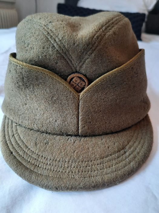 Japan - Army/Infantry - Officers field cap HJ2 (Japanese?)