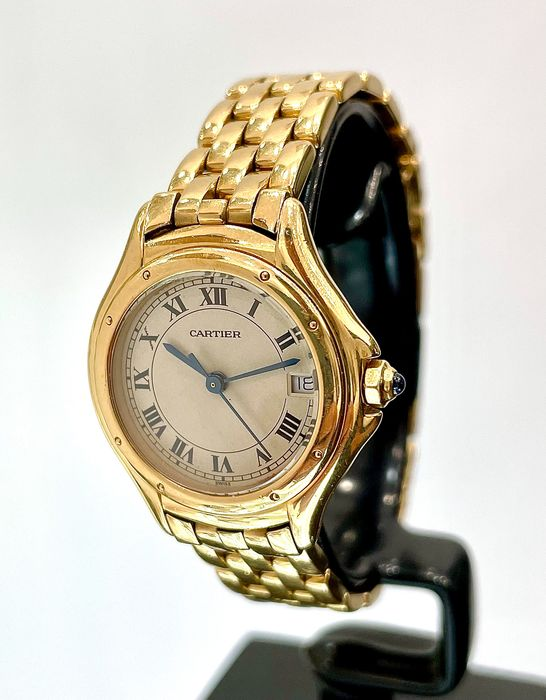 Cartier - Cougar Panthere - Ref. 887906 - Dames - 2000-2010