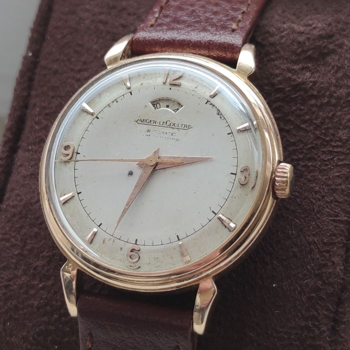 """Jaeger-LeCoultre - Power Reserve """"NO RESERVE PRICE"""" - 563484 - Heren - 1901-1949"""