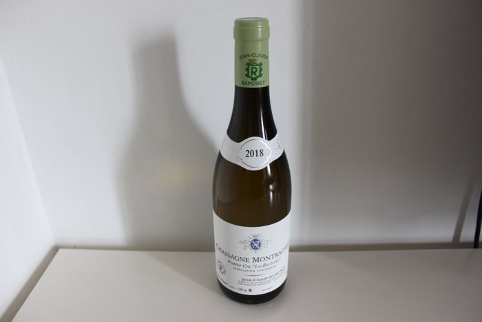 "2018 Chassagne Montrachet 1° Cru ""Les Ruchottes"" - Domaine Ramonet - Bourgogne - 1 Normalflasche (0,75 Liter)"