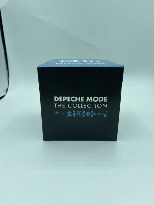 Depeche Mode - The Collection 12 CD Box italian limited edition - Gelimiteerde boxset - 2009/2009