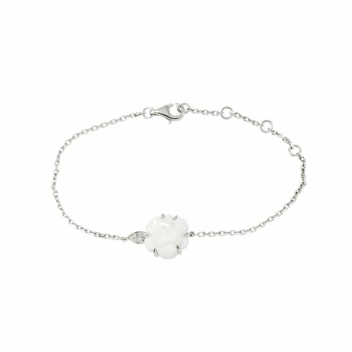 Chanel - 18 karaat Witgoud - Armband Diamanten