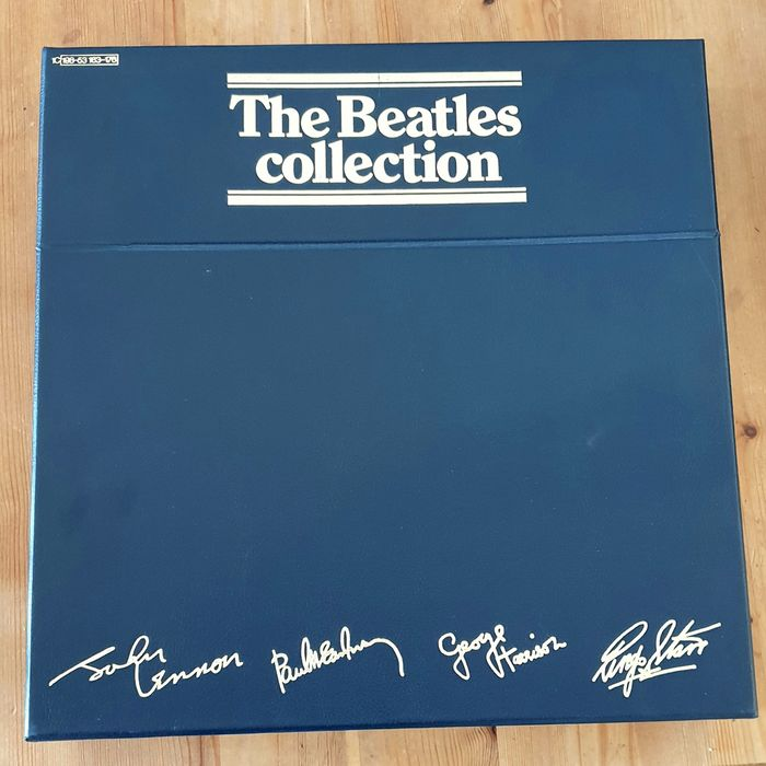 Beatles - The Beatles Collection (Germany pressing) - LP Box set - 1982/1982