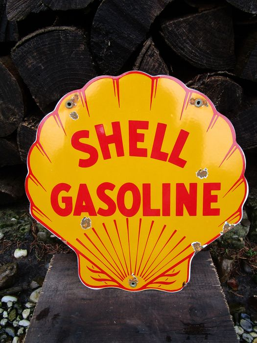 Decorative object - Shell Gasoline Older reproduction - Shell - 1970-1980