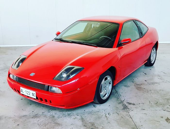 Fiat - Coupe - 1997