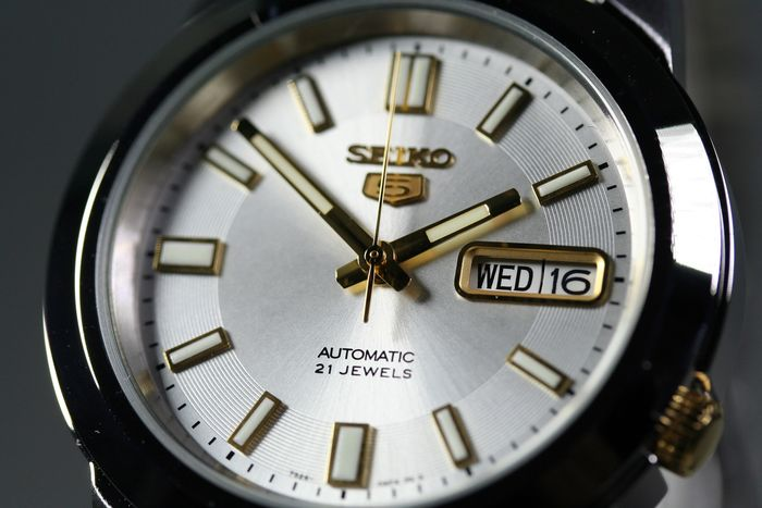Seiko - Automatic Cal.7S26 18k gold plated crown - New - Herren - 2011-heute