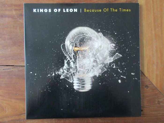 Kings of Leon - Because of the times - 2x LP Album (Doppelalbum) - 2011