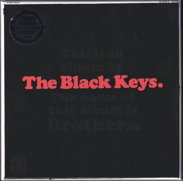 """The Black Keys - Brothers 