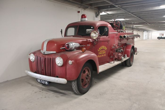 Ford USA - Fire Truck - 1946