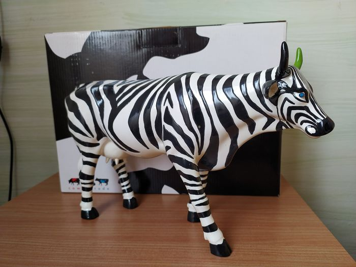 Susan Roecker - Cow parade - Large - The Greenhorn (1) - Resina/Poliestere