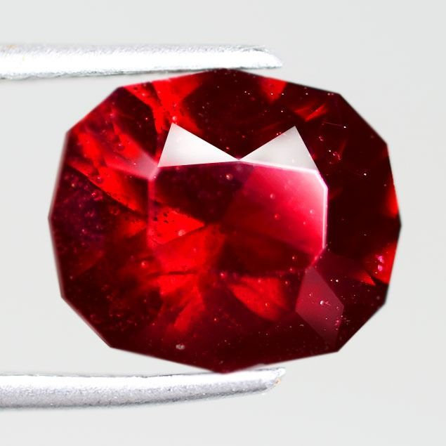1 pcs Rood Spinel - 7.30 ct