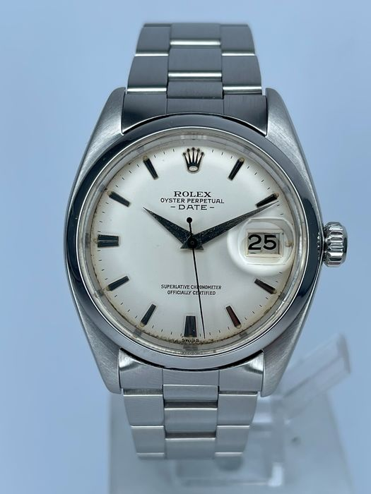 Rolex - Oyster perpetual - Date - - Unisex - 1960-1969