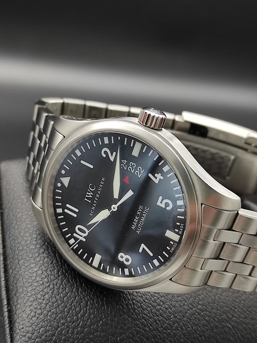 IWC - Pilot Mark XVII Automatic - IW326504 - Hombre - 2011 - actualidad