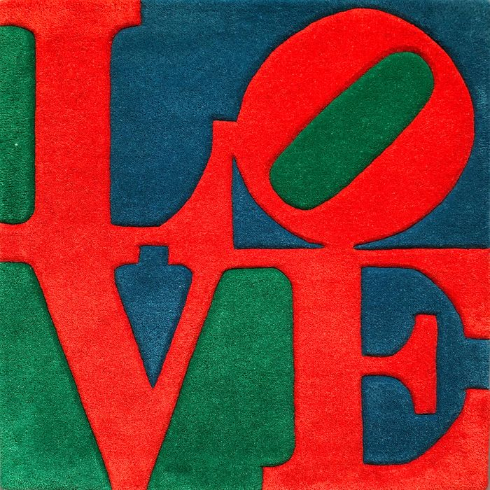 Robert Indiana (after) - LOVE (Classic)
