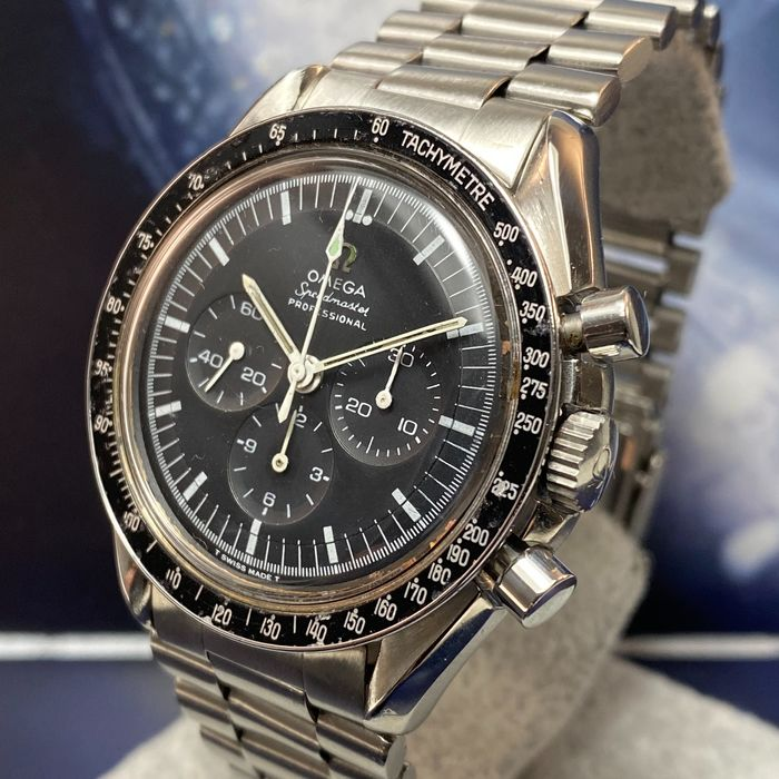 Omega - Speedmaster Professional Pre-Moonwatch Cal. 321 - 145012 67 SP - Heren - 1960-1969