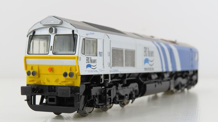 Mehano H0 - T274-6551 - Diesellocomotief - Class 66 GM EMD - ERS Railways