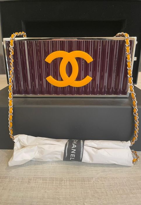 Chanel - Container bag Evening bag