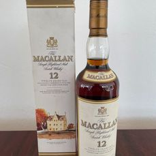Macallan 12 years old - Original bottling - b. appr. 2000 - 700ml